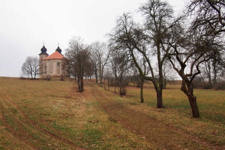 Kostel sv. Markéty Šonov_2