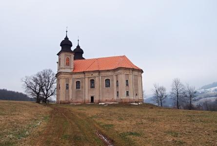 Kostel sv. Markéty Šonov_3