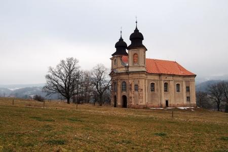 Kostel sv. Markéty Šonov_4