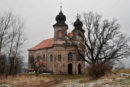 Kostel sv. Markéty Šonov_5