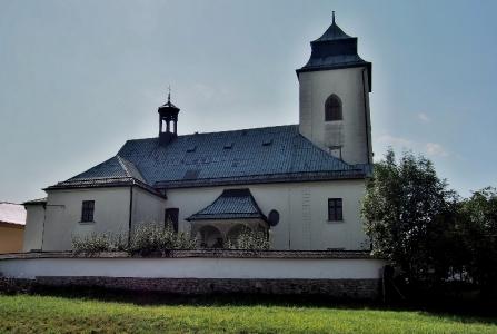 Kostel sv. Martina Měrotín_1