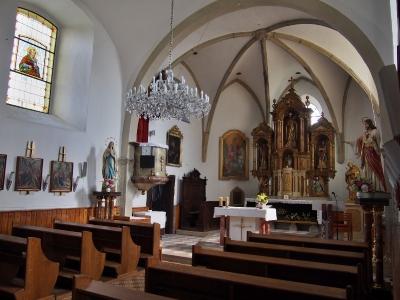 Kostel sv. Martina Měrotín_6