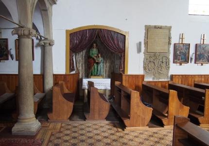 Kostel sv. Martina Měrotín_7