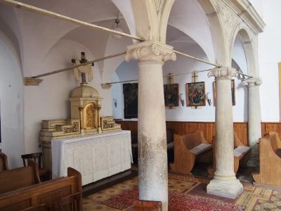 Kostel sv. Martina Měrotín_8