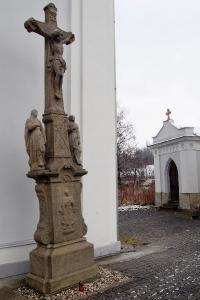 Kostel sv. Petra z Alkantary Karviná Doly