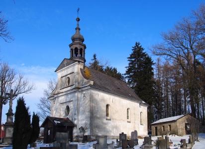 Kostel sv. Václava Skály,Horní Město_5