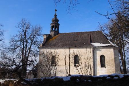 Kostel sv. Václava Skály,Horní Město_7