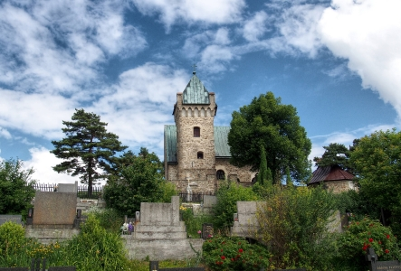 Kostel sv.Michaela Archanděla Vítochov