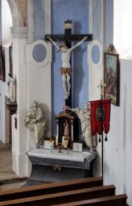 Kostel sv.Vavřince Uhřínov_14