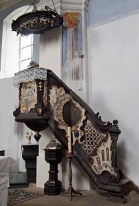 Kostel sv.Vavřince Uhřínov_16