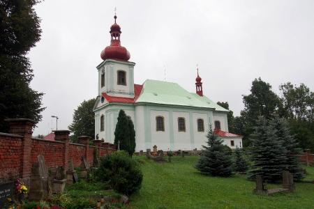 Kostel sv.Vavřince Uhřínov_1