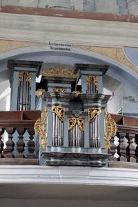 Kostel sv.Vavřince Uhřínov_25