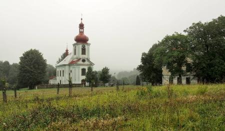 Kostel sv.Vavřince Uhřínov_3