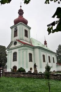 Kostel sv.Vavřince Uhřínov_4