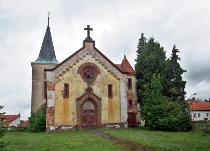 Kostel Všech svatých Oleška_3