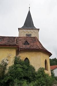 Kostel Všech svatých Oleška