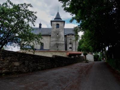 Krouna - Kostel sv. Michaela archanděla_1