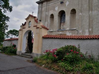Krouna - Kostel sv. Michaela archanděla_5