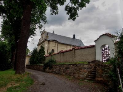 Krouna - Kostel sv. Michaela archanděla_6