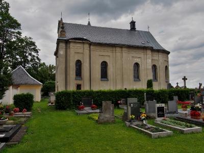 Krouna - Kostel sv. Michaela archanděla_7