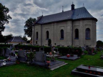Krouna - Kostel sv. Michaela archanděla_8