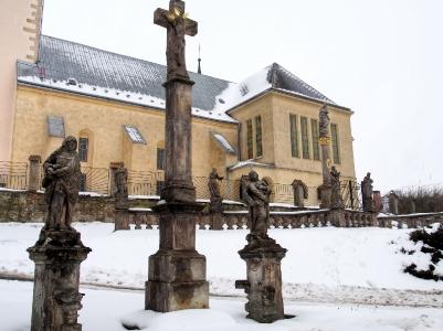 Kunčina Kostel sv. Jiří_2