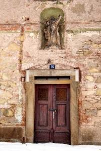 Kunčina Kostel sv. Jiří