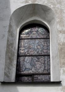 Moravský Beroun - Farní kostel Nanebevzetí Panny Marie_10