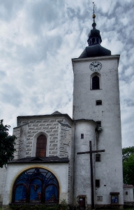Moravský Beroun - Farní kostel Nanebevzetí Panny Marie_12