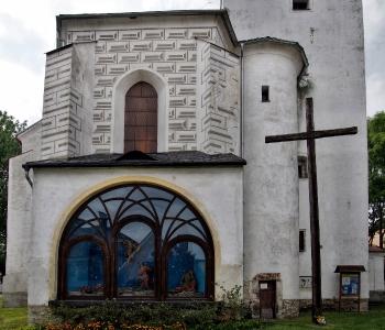 Moravský Beroun - Farní kostel Nanebevzetí Panny Marie_13