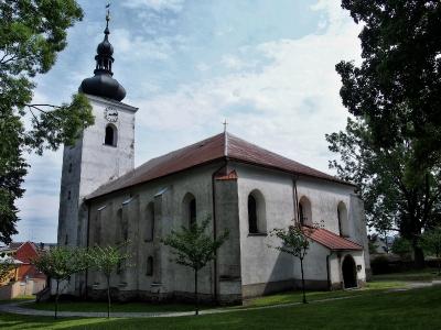 Moravský Beroun - Farní kostel Nanebevzetí Panny Marie_15