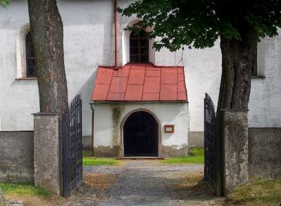 Moravský Beroun - Farní kostel Nanebevzetí Panny Marie_2