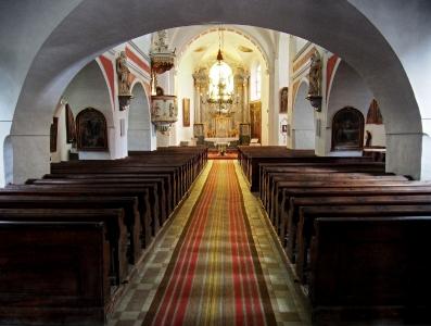 Moravský Beroun - Farní kostel Nanebevzetí Panny Marie_3