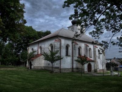 Moravský Beroun - Farní kostel Nanebevzetí Panny Marie_7