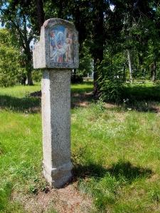 Nalžovské Hory - Kostel sv. Kateřiny_3