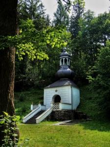 Poutní kostel sv. Anny a sv. Jakuba Většího Stará Voda (Libavá)_14
