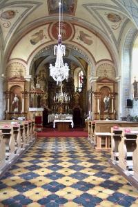 Poutní místo s kostelem Panny Marie Bolestné Homole._15