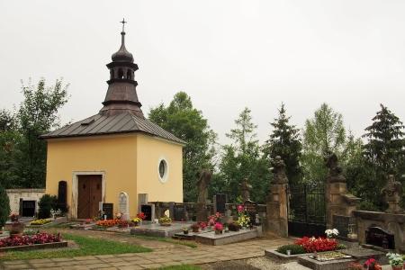 Poutní místo s kostelem Panny Marie Bolestné Homole._20