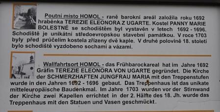 Poutní místo s kostelem Panny Marie Bolestné Homole._23