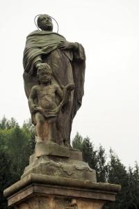 Poutní místo s kostelem Panny Marie Bolestné Homole._4