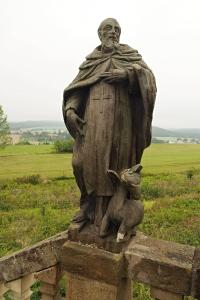 Poutní místo s kostelem Panny Marie Bolestné Homole._6