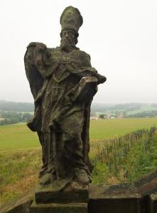 Poutní místo s kostelem Panny Marie Bolestné Homole._9