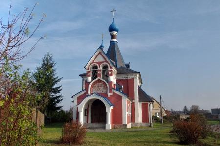 Pravoslavný chrám sv.Ludmily v Řimicích_2