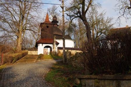 Rotunda sv. Kateřiny Česká Třebová _1