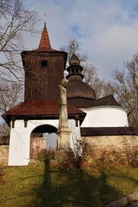 Rotunda sv. Kateřiny Česká Třebová _3