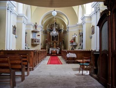 Rozstání - Farní kostel sv. Michaela archanděla_13