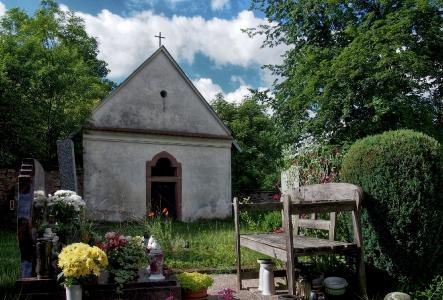 Stříbrná Skalice - Rovná - Románský kostel sv. Jakuba Většího_12