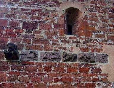 Stříbrná Skalice - Rovná - Románský kostel sv. Jakuba Většího_16