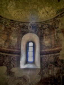 Stříbrná Skalice - Rovná - Románský kostel sv. Jakuba Většího_19