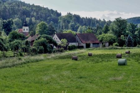 Stříbrná Skalice - Rovná - Románský kostel sv. Jakuba Většího_1